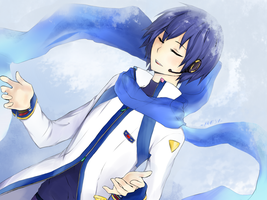 Kaito V3 :D by lKeyl