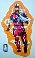 Dark Flash by Supersketch1220