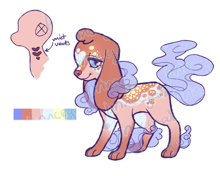 MISTRUNNER Auction Adopt! (OPEN) by princeGab