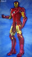 Iron Man by hatoola13