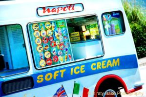 Ice cream van by mmmbisto
