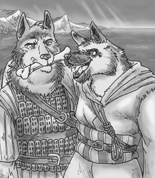 Who's a good boy? by Shabazik