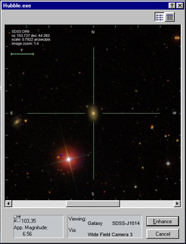 Hubble Viewer 0.2 by CommieSloth