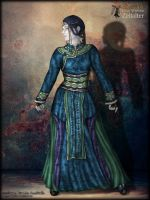 ASTARA: Chedestyra Dress Concept by Andecaya