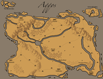 Map for The Beginning by Dogrules23