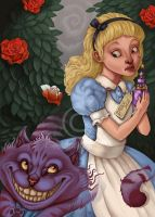 Ask Alice by VisionCrafter