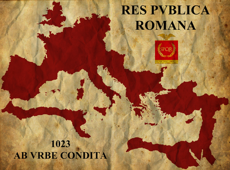 Alternate Roman Empire by Kurarun
