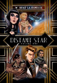 Distant Star Book 1 by GeorgeSellas