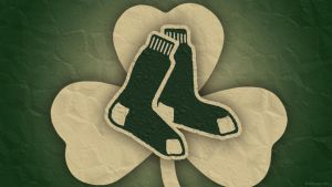 Red Sox St Patty's Day 2 WP by muskrat2k1