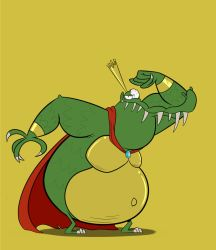 King K Rool by mexican64