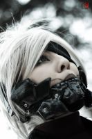 Raiden Metal Gear Rising by Yukishir0 by DraconPhotography