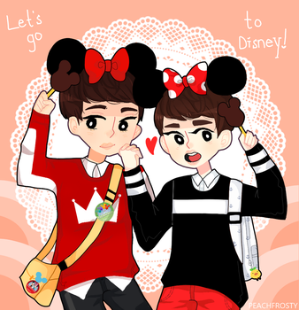 Disney Kaisoo by Sunnydea