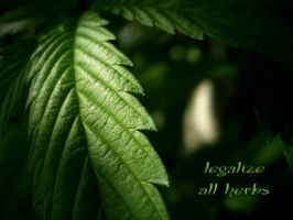 Legalize.... of over the world by neces