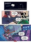 Stitchery: Threads of Cacophony Page 24 by nenuiel