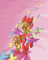 [AT] Magicflora-fariypony by Heise-kun