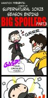 SPN 10X23 PARODY BIG SPOILERS PART 3 by KamiDiox