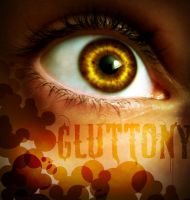 Seven Deadly Sins: Gluttony by Slightly-Spartan