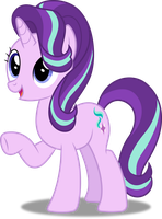 Vector #443 - Starlight Glimmer #12 by DashieSparkle