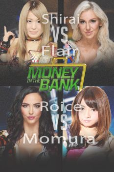 Money in the Bank Poster 1 by BLACKrangers123