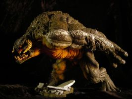 Tremor on the rampage 1 by SurfTiki