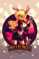 WILDSTAR - Spellslinger by Fred-H