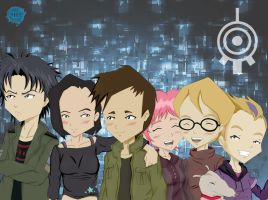 Code Lyoko Warriors by ChristianStrange3