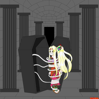 Viridi Is Trapped by SuperTailsHero