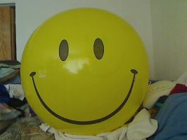 q  tex 36 inch smilie by billoon45