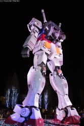 Gundam Odaiba 2016 by harryjames