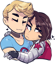 .: Stucky :. by MissFemke