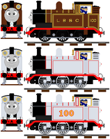 Timothy sprites (with liveries in CJ's design) V2 by Curtis-Parish