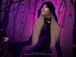 The Good Witch by Amanda-Kulp
