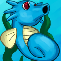 Pokemon-Horsea