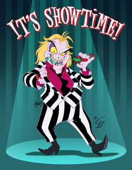 Beetlejuice by eltonpot