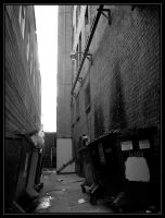 The Alleyway - I by Entaryon
