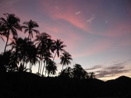 Carribean Sunset by davewell