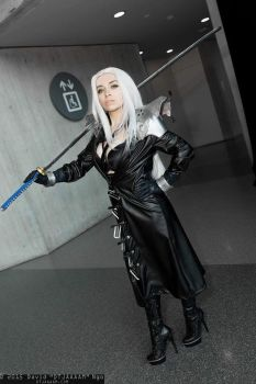 Sephiroth - Final Fantasy VII - NYCC 2015 by miss-gidget