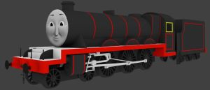 Henry In LMS Black by Sirfowler1