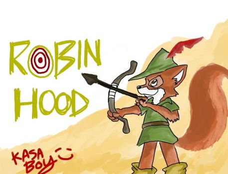 Robin-Hood by Disneys-Robin-Hood