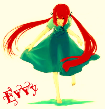 Evvy again by FightingDreamer01