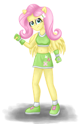Exeron Fluttershy by DeannaPhantom13