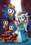Cosium Royal Family Portrait by LiyuConberma