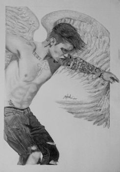 Justin bieber (purpose) by abhishekvinci