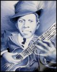 Robert Johnson by Atlasrising