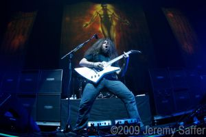Coheed and Cambria 2009 by JeremySaffer
