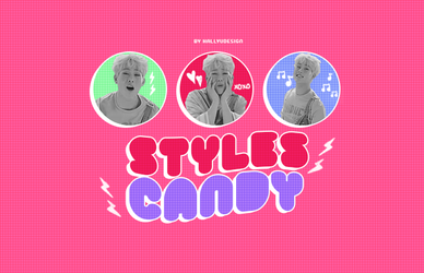 [STYLES] Candy by HallyuDesign