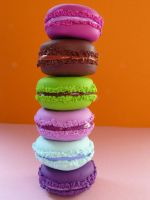 Macaroons by Mangopearl