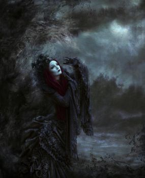 My mother was the moon ... by S-T-A-R-gazer