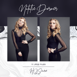 Photopack 3127 // Natalie Dormer by HQSource
