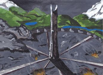 Isengard LOTR PSC by Dangerskillz